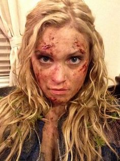 Eliza Taylor - Clarke Griffin #the100