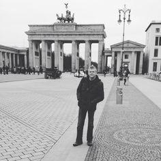 Brandenburg Tor. Impressive!