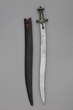 Indian sword Sosun pata 18th century konradsherlock.com antique Indian and Islamic arms and armour