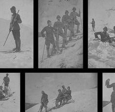 Ottoman Ski Troops 1915