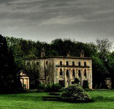Piercefield House. Home of Valentine Morris.