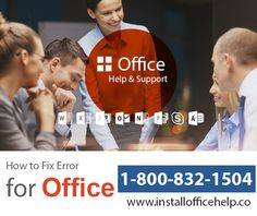 Seek the profound support services of officesetup to resolve installation, activation or configuration issues with your Office apps. Here at installofficehelp, we have got the desired Office Setup Help for you to fix all the Office issues. Just call 1-800-832-1504.