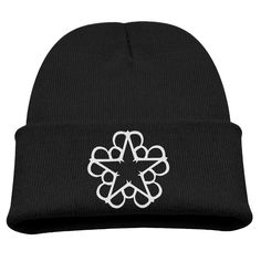 Black Veil Brides Star Logo Kids Skullies And Beanies Black. Surface Material: 85% Cotton. Knit Beanies. Stylish Outdoor Activities. 7.8 Inch Depth. Hand Wash.