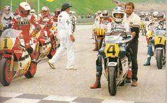#HoyHace 30 años @Freddiespencer ganó tanto en 250cc como en 500cc! Salzburgring #VuelvenLas2T http://www.worldgpbikelegends.com/entradas