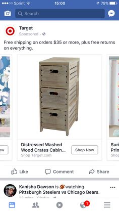 Apartment Ideas, Dresser, Lowboy, Chest Of Drawers, Dresser Top, Credenza, Dressers, Tack Box, Closets