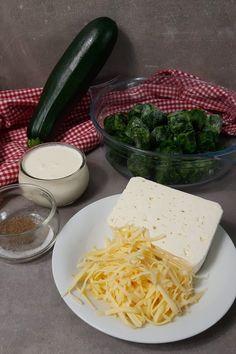 Zucchini Röllchen veggie mit Spinat und Feta Low Carb Recipes, Vegetarian Recipes, Zucchini Sticks, Feta, Zucchini Noodles, Palak Paneer, Ketogenic Diet, Nom Nom, Food And Drink