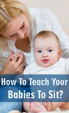 Watching baby learning to sit is undoubtedly the best moment! Wondering when will the time arrive? Here you'l read how you can help when baby starts sitting