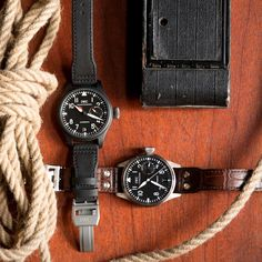 IWC Big Pilots - Govberg for Perpetuelle