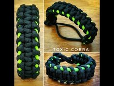 Covenant Knot (Modified Sanctified) Paracord bracelet by Makhambet Auyezov with no buckle Paracord Bracelet Designs, Paracord Projects, Paracord Bracelets, Paracord Ideas, Survival Bracelets, Paracord Braids, Paracord Knots, 550 Paracord, Diy Bracelets Easy