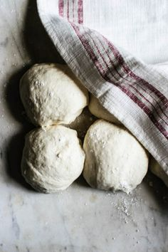 Basic Pizza Dough Recipe: Adapted from Tyler Florence