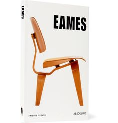 AssoulineEames By Brigitte Fitoussi Hardcover Book|MR PORTER