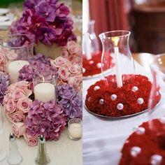 Post do dia: Arranjos florais para festa de casamento 2