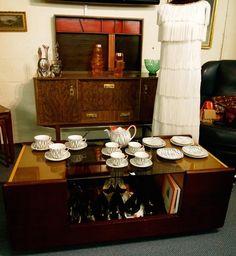 Fabulous vintage wares that went into our auction.