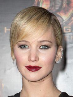 ... lawrence, Jennifer lawrence haircut and Jennifer o'neill on Pinterest