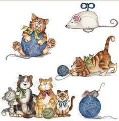 figuras gatos - Loide Figuras - Picasa Web Albums