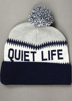 7f526edd507 The Quiet Life FLAKE STOCKING Cap