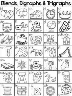 Alphabet and Phonics Desk Charts Phonics Reading, Reading Comprehension, Teaching Tools, Teacher Resources, Wilson Reading, Blending Sounds, Phonics Sounds, Alphabet Images, Jolly Phonics