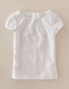 French Knot Top. Boden.com