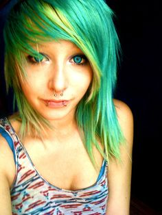 Yes, hair dye might kill your hair, but it's flipping pretty. I hate to say it, but YOLO