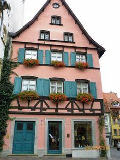 Bellas fachadas de #bamberg #alemania http://www.pacoyverotravels.com/2010/10/bamberg-el-corazon-de-franconia.html