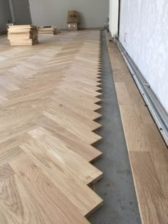 how to install a herringbone floor floored pinterest herringbone wood slats and woodwork. Black Bedroom Furniture Sets. Home Design Ideas