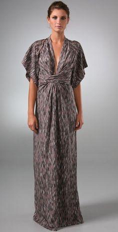 Long Kimono Dress - Kimonos- Dresses and Kimono dress