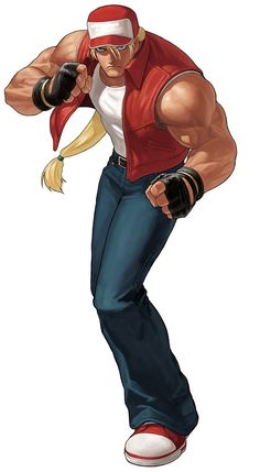 Terry Bogard - King of Fighters XII