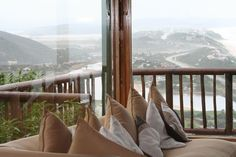 Lagoon View is one of our most popular cabins, with a private deck that offers the best views of Wilderness lagoons.