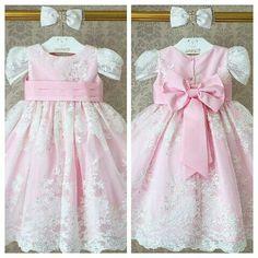Little Girl Fashion, Little Girl Dresses, Girls Dresses, Flower Girl Dresses, Frilly Dresses, Pretty Dresses, Wendy Dress, Baby Girl Dress Patterns, Kids Frocks