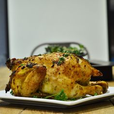 Easy Paleo Whole Roasted Chicken