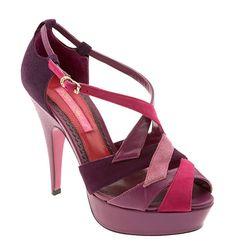 Betsey Johnson 'Tiara' Platform Sandal
