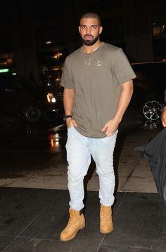 Drake Spotted At Radio Star Karaoke Lounge