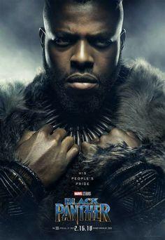Black Panther Movie Promo