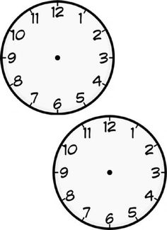 to make clocks-laminate and put on paddle...digital one also to show time in two ways