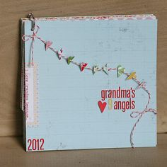 adore these strung up hearts (Marnie Flores for write.click.scrapbook)