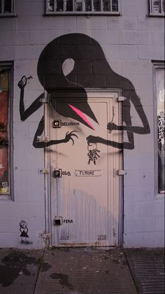 Great New Street Art & Urban Art // Mr Pilgrim Graffiti Art Online 3d Street Art, Amazing Street Art, Street Art Graffiti, Amazing Art, Usa Street, Graffiti Artists, You're Awesome, Street Artists, Banksy