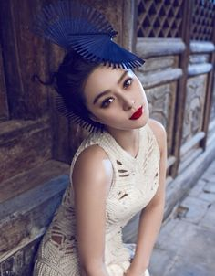 Portrait Photography of Fan Bingbing