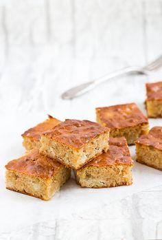 Kokkama Ragnega: Pühade puhul üks tervislik kook - mandlivõi-pirnikook (paleo). Väike uudis ka...