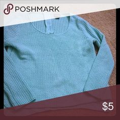 Cute sweater top Good as new...been sitting in closet... Dots Sweaters