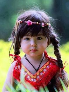 Adorable South Korean angel