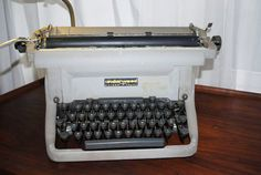 Since I could type 70 wpm on this monster, it was heaven changing to the IBM Selectric!  I owned an Underwood Golden Touch exactly like this from 1964-1983.  It took me from high school through graduate school, so I have some fond memories...