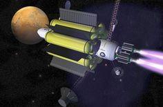 Spacecraft propulsion of the past, present and future   Metro