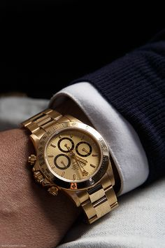 Rolex Daytona. Offered at the Christie's auction onNovember 10.More of our footage atWatchAnish.com.
