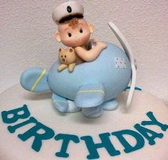 Red Airplane Cake Topper, Airplane Cake Decoration, Air Force Cake Topper…