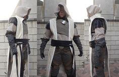 grey jedi costume - Google Search                                                                                                                                                                                 More
