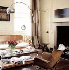 Inside a Historic Home With Amazing Details via @domainehome
