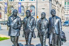 beatles history is a must on any liverpool itinerary Nottingham Castle, London Manchester, Day Trips From London, Museum Art Gallery, Peak District, Natural Scenery, Birmingham, The Beatles, Liverpool