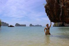 Thailand Travel Blog #7: Krabi Island Tour - Hong, Rai, Koh Phak Bia, Lading island