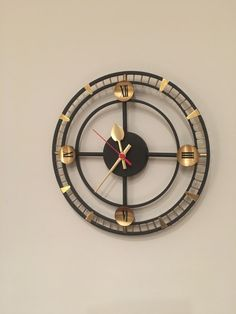Workshop, Clock, Watches, Wall, Home Decor, Watch, Atelier, Decoration Home, Wristwatches