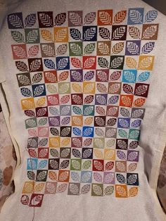 Cross Stitch Designs, Cross Stitching, Bargello, Quilt Patterns, Quilts, Embroidery, Blanket, Crochet, Diy